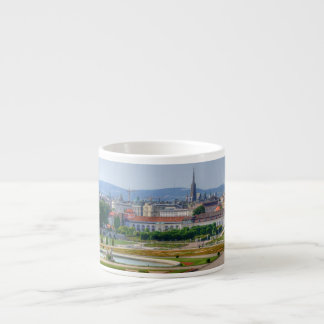 View From Upper Belvedere Espresso Cup