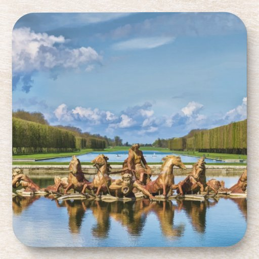 View From Versailles, France, Coaster