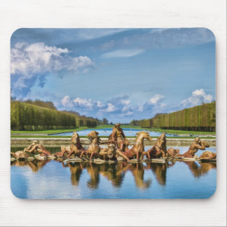 View From Versailles, France, Mousepad