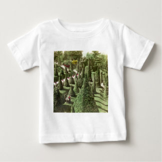 View in Mr. Hunnewell's Grounds, Wellesley, Mass Baby T-Shirt