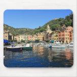 view in Portofino Mouse Pad