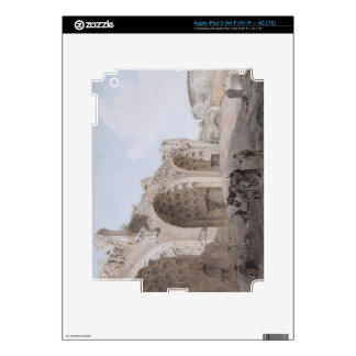 View in the Roman Forum (The Temple of Peace) 1779 Decal For iPad 3