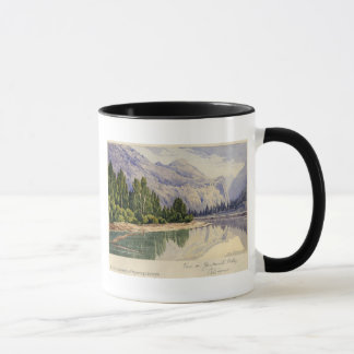 View in Yo-Semite Valley California Mug