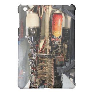 View inside jet engine for ipad case. iPad mini cases