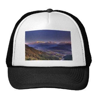 View Landscape  : HIMALAYA POKHARA NEPAL Hat