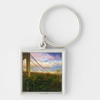 View looking South - West from Manhattan Keychain