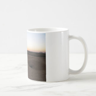 View Mountain of the Dead at  Siwa Oasis of Egypt Classic White Coffee Mug