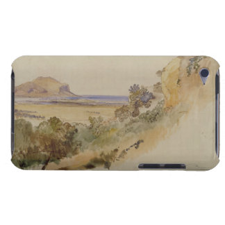 View near Palermo, 1847 (pen & ink with w/c over p Barely There iPod Case