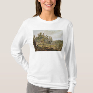 View near Point du Galle, Ceylon T-Shirt