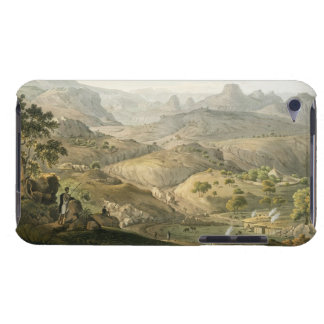View near the Village of Asceriah, in Abyssinia, e Barely There iPod Case
