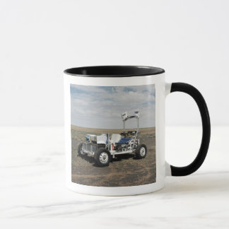 View of a 1-G Lunar Rover Vehicle Mug