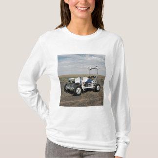 View of a 1-G Lunar Rover Vehicle T-Shirt