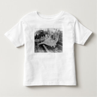 View of a Caught Manray Toddler T-shirt
