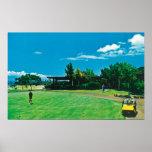 View of a Green at the Royal Kaanapali Golf Posters
