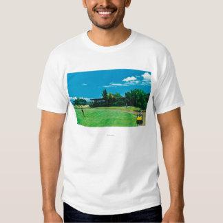 View of a Green at the Royal Kaanapali Golf Tee Shirt