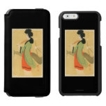 View of a Japanese Woman in ParisParis, France iPhone 6/6s Wallet Case