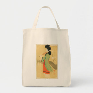 View of a Japanese Woman in ParisParis, France Tote Bag