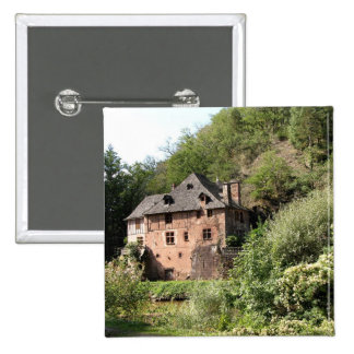View of a manor house (photo) button