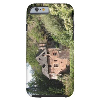 View of a manor house (photo) iPhone 6 case