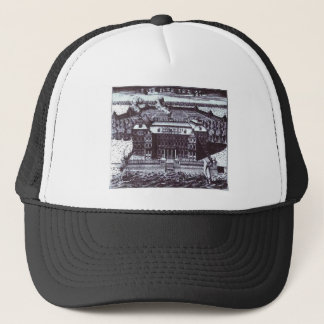 View of A. Menshikov's Palace on Vasilievsky Trucker Hat