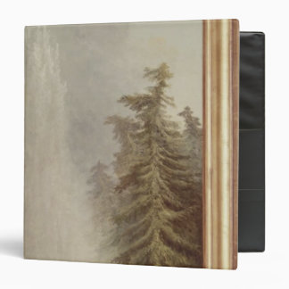 View of a Park, 1783 3 Ring Binder