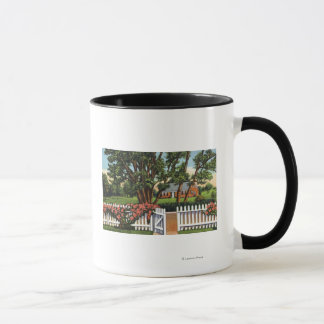 View of a Quaint Residence Mug