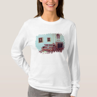 View of a room with a grand piano T-Shirt