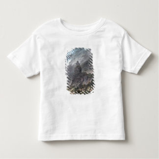 View of a Schloss between Bolzano and Trent, (w/c) Toddler T-shirt