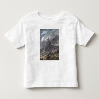 View of a Schloss between Bolzano and Trent, (w/c) Tshirts