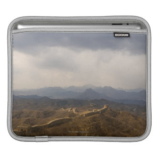 View of a section of the Great Wall of China Sleeve For iPads