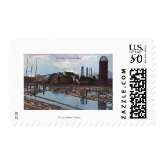 View of a Slade Mill Postage