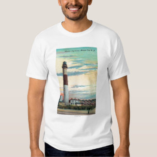 View of Absecon LighthouseAtlantic City, NJ T Shirt