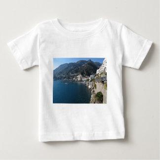 View of Amalfi coast Baby T-Shirt