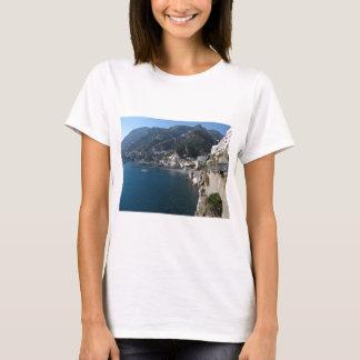 View of Amalfi coast T-Shirt
