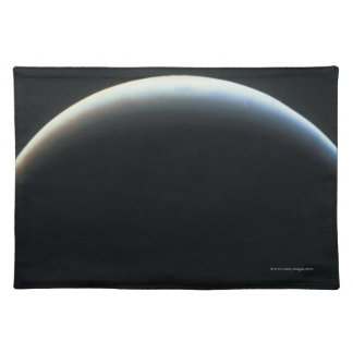 View of an Eclipse Placemat