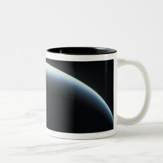 View of an Eclipse Two-Tone Coffee Mug