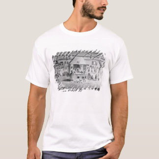 View of an Italian kitchen at Lerici T-Shirt