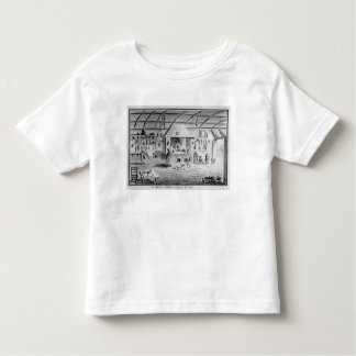View of an Italian kitchen at Lerici Toddler T-shirt