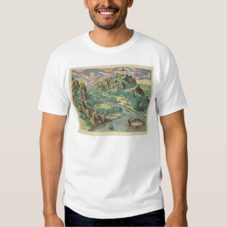 View of antique Thessaly from the 'Atlas Shirt