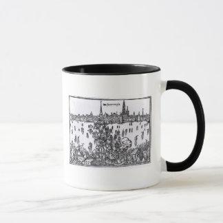 View of Antwerp Mug