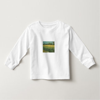 View of Arles with Irises by Vincent Van Gogh Shirt