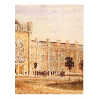 View of Arsenal Museum by Rudolf von Alt Postcard