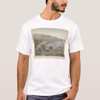 View of Avalon Harbor, Santa Catalina Island(1211) T-Shirt