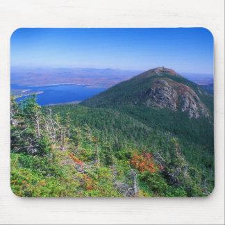 View of Avery Peak Bigelow Mountain Mousepads