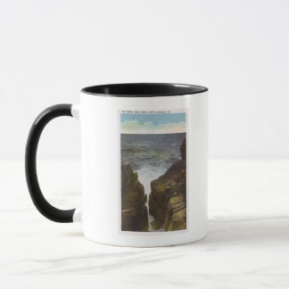 View of Bald Head Cliffs, the Gorge Mug