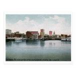 View of Baltimore 1912 Vintage Postcard