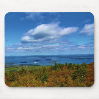 View Of Bar Harbor Mouse Pad