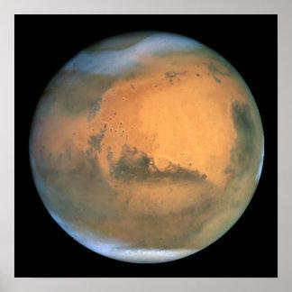 View of Barsoom, or Mars Print