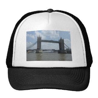 View Of Beautiful London Bridge On River Thames Trucker Hats