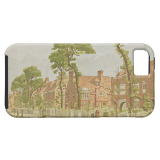 View of Bedford Park, 1882 (colour litho) iPhone 5 Cover